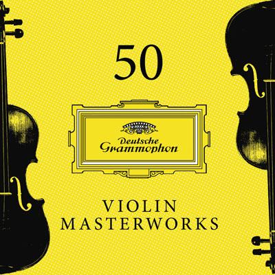 دانلود آلبوم موسیقی 50 Violin Masterworks