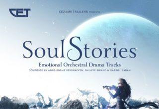 دانلود آلبوم موسیقی Soul Stories توسط Philippe Briand, Gabriel Saban, Anne-Sophie Versnaeyen