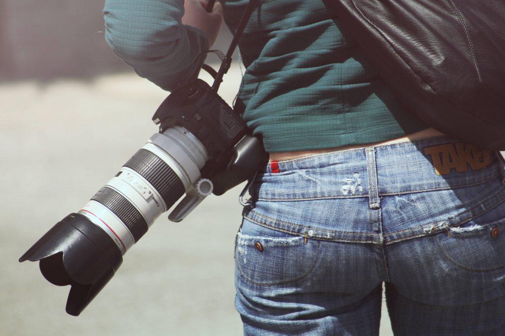 Camera Canon Wallpaper
