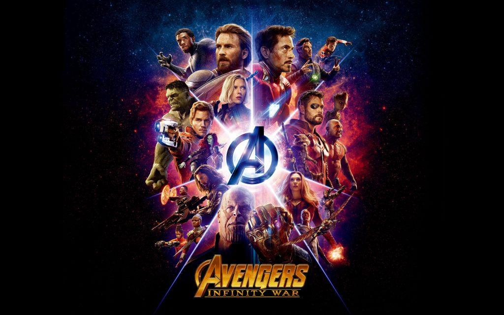 Avengers: Infinity War 4k Wallpaper