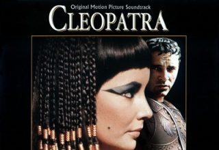 دانلود موسیقی متن فیلم Cleopatra – توسط Alex North