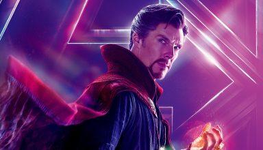 Benedict Cumberbatch As Doctor Strange in Avengers: Infinity War Wallpaper