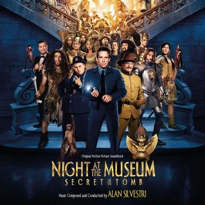 دانلود موسیقی متن فیلم Night At The Museum Secret Of The Tomb – توسط Alan Silvestri