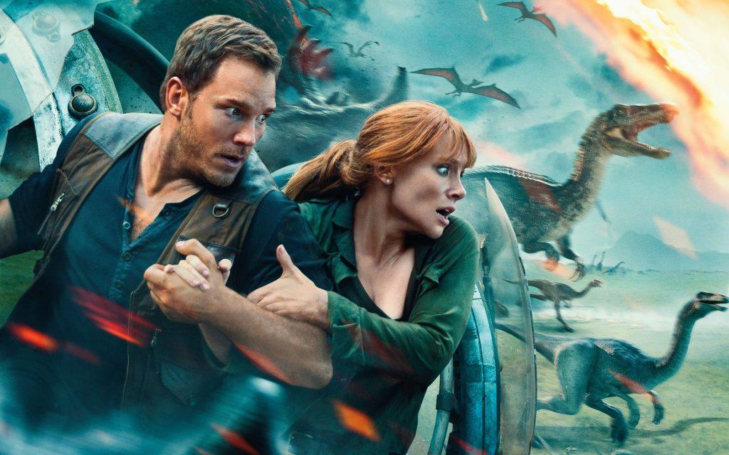 Jurassic World: Fallen Kingdom 2018 5k Wallpaper