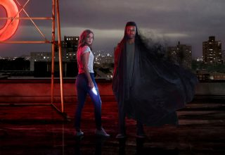 Marvels Cloak And Dagger 2018 TV Series Wallpaper