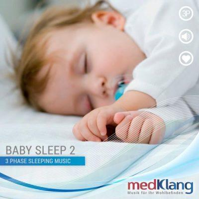 دانلود آلبوم موسیقی Baby Sleep 2 توسط MedKlang