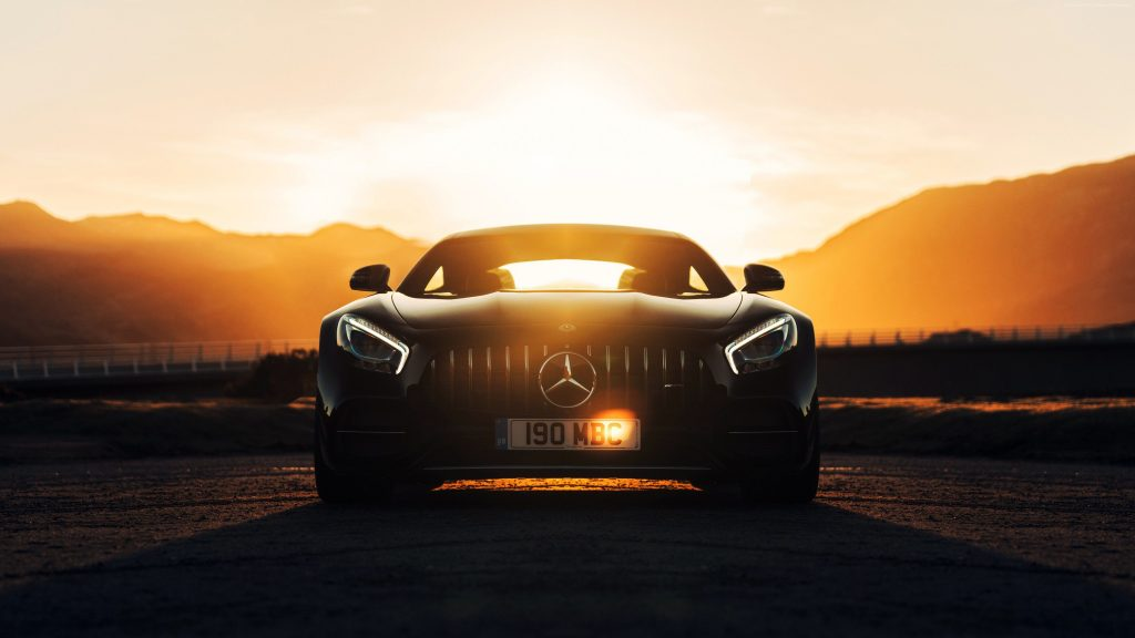Mercedes AMG GT C 2018 Cars 4k Wallpaper
