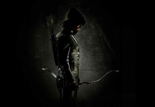 Oliver Queen as Green Arrow Wallpaper