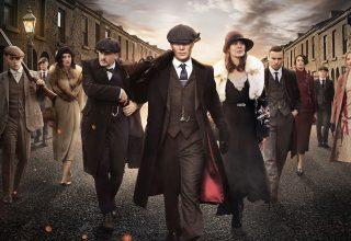 Peaky Blinders TV Series 4k Wallpaper