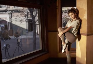 Selena Gomez Puma Defy Sneaker 8k Wallpaper
