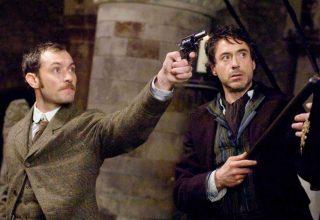 شرلوک هلمز 3