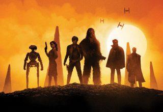 Solo: A Star Wars Story Wallpaper