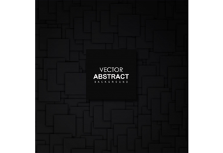 دانلود وکتور Black Vector Abstract Background