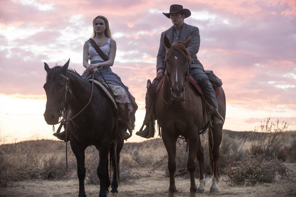 Westworld Season 2 Wallpaper
