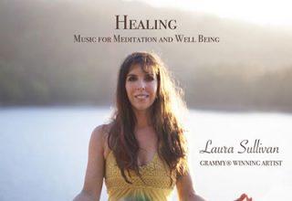 دانلود آلبوم موسیقی Healing Music for Meditation and Well Being توسط Laura Sullivan