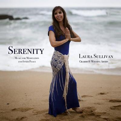 دانلود آلبوم موسیقی Music for Meditation and Inner Peace توسط Laura Sullivan