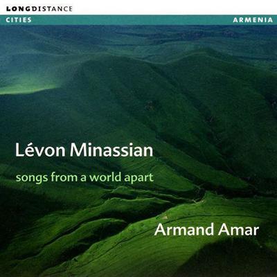 دانلود آلبوم موسیقی Songs From a World Apart توسط Levon Minassian, Armand Amar