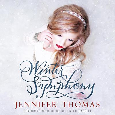 دانلود آلبوم موسیقی Winter Symphony توسط Jennifer Thomas