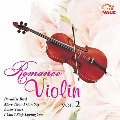 دانلود آلبوم موسیقی Romance Violin Instrumental, Vol. 2 توسط Kelvin Williams