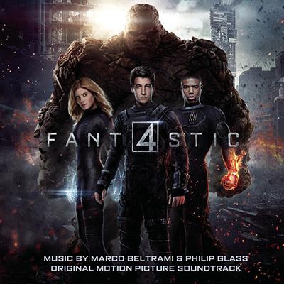 دانلود موسیقی متن فیلم The Fantastic Four – توسط Marco Beltrami