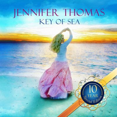 دانلود آلبوم موسیقی Key of Sea (10 Year Special Edition) توسط Jennifer Thomas