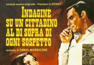 دانلود موسیقی متن فیلم Indagine Su Un Cittadino Al Di Sopra Di Ogni Sospetto – توسط Ennio Morricone