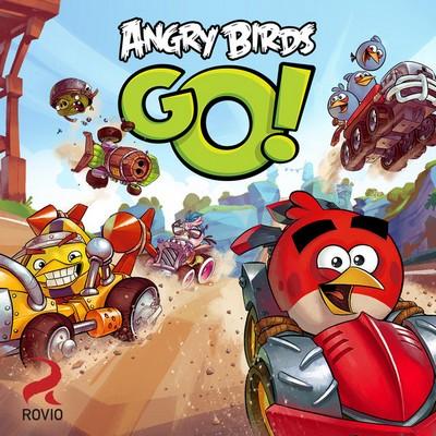 دانلود موسیقی متن بازی Angry Birds Go – توسط Pepe Deluxe