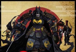 دانلود موسیقی متن فیلم Batman Ninja