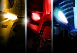 دانلود موسیقی متن فیلم Bionicle Trilogy