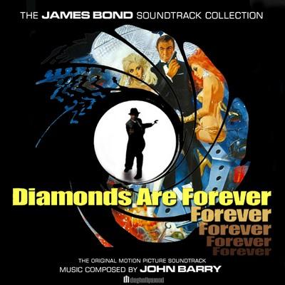 دانلود موسیقی متن فیلم Diamonds Are Forever