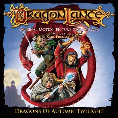 دانلود موسیقی متن فیلم Dragonlance: Dragons of Autumn Twilight