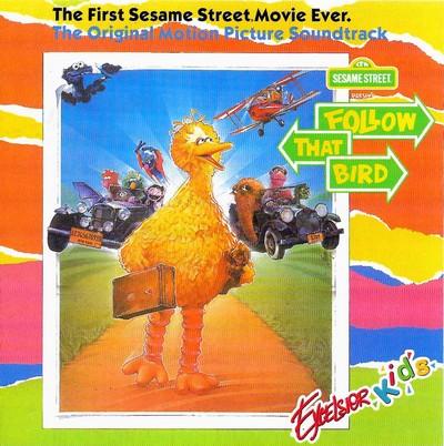 دانلود موسیقی متن فیلم Follow That Bird