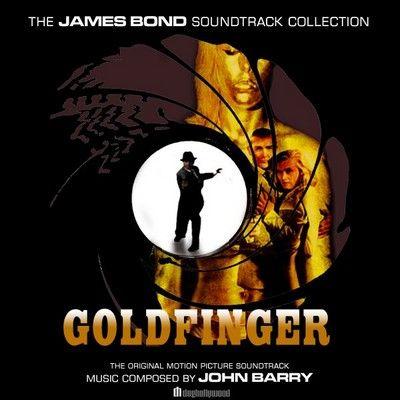 دانلود موسیقی متن فیلم Goldfinger