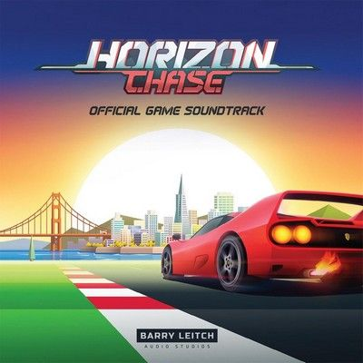 دانلود موسیقی متن بازی Horizon Chase / Horizon Chase Turbo