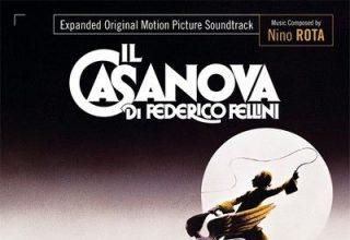 دانلود موسیقی متن فیلم Il Casanova di Federico Fellini