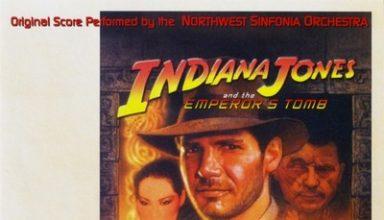 دانلود موسیقی متن فیلم Indiana Jones and the Emperor's Tomb