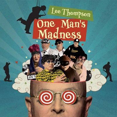 دانلود موسیقی متن فیلم Lee Thompson: One Man's Madness