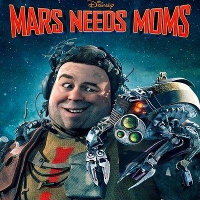 دانلود موسیقی متن فیلم Mars Needs Moms