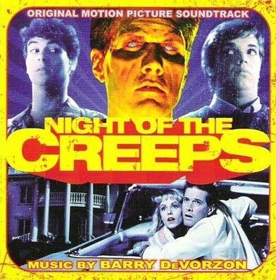 دانلود موسیقی متن فیلم Night of the Creeps