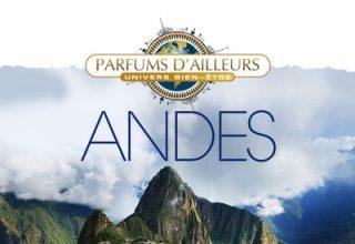 دانلود آلبوم موسیقی Andes توسط Collection parfums d'ailleurs