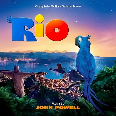دانلود موسیقی متن فیلم Rio