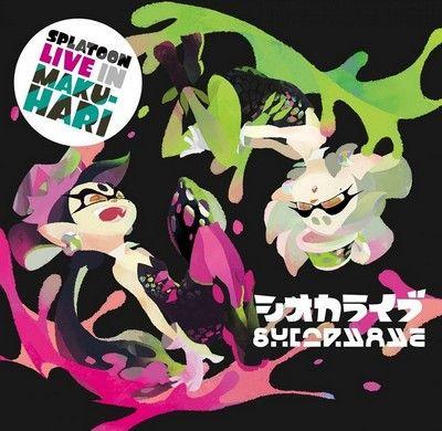 دانلود موسیقی متن بازی Splatoon Live in Makuhari