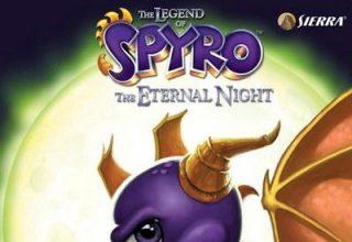 دانلود موسیقی متن بازی The Legend of Spyro: The Eternal Night