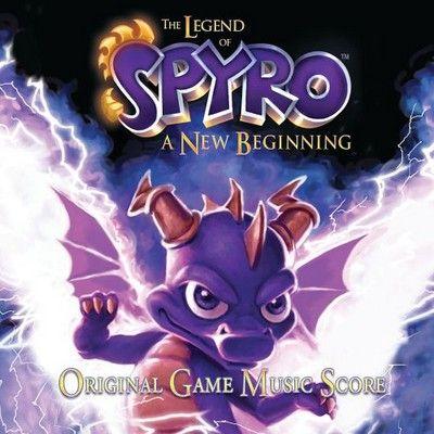 دانلود موسیقی متن بازی The Legend of Spyro: A New Beginning