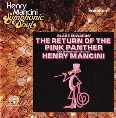 دانلود موسیقی متن فیلم The Return Of The Pink Panther & Symphonic Soul