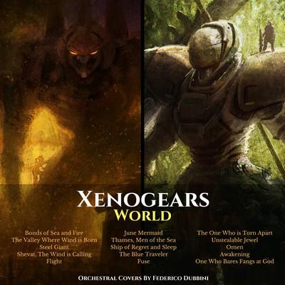دانلود موسیقی متن بازی Xenogears World