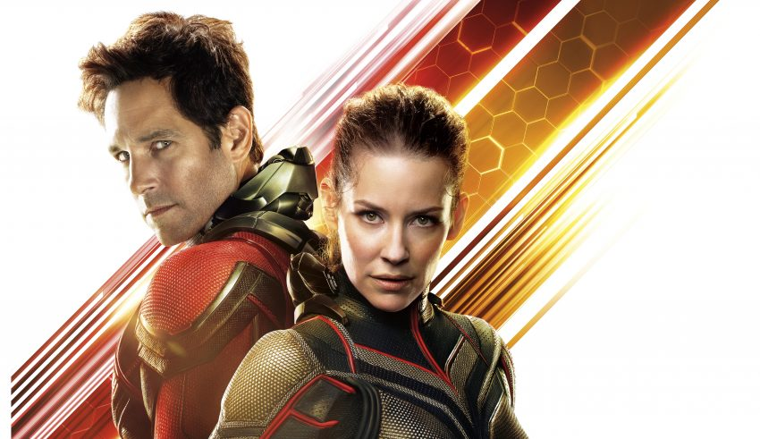 Ant-Man and The Wasp Movie Wallpaper