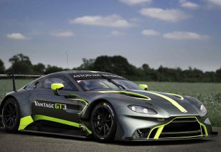Aston Martin Vantage GT3 2019 Cars Wallpaper