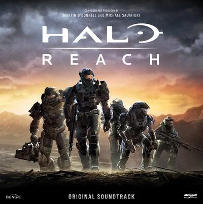 دانلود موسیقی متن بازی Halo Reach – توسط Martin Odonnell, Michael Salvatori