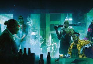 Cyberpunk 2077 E3 2018 Artwork Wallpaper